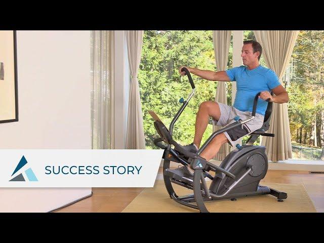 Mark Loves the Teeter FreeStep Full Body Workout