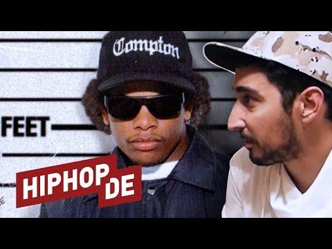 """Eko Fresh kritisiert """"Straight Outta Compton"""": """"Das mit Eazy-E macht man nicht!"""" (Interview)"""