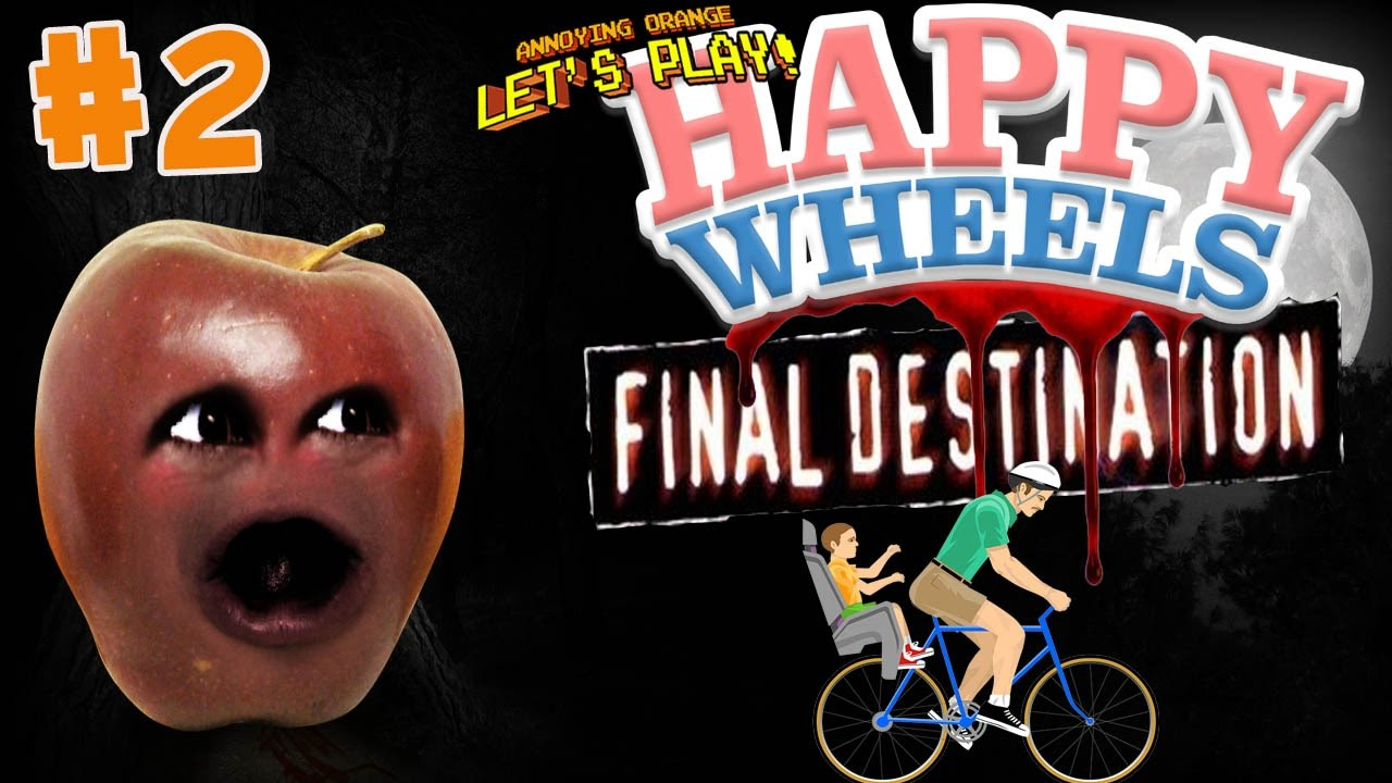 Happy wheels final destination top rated binary options brokers