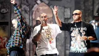 Don Omar ft Wisin y Yandel -  My Space (Remix Edit) Dvj Kun