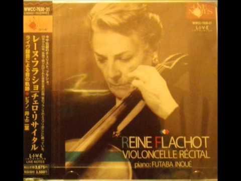Reine Flachot plays Raure Elegy
