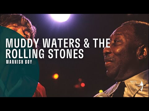 Muddy Waters & The Rolling Stones - Mannish Boy (Live At Checkerboard Lounge)
