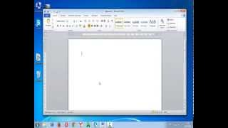 Уроки Microsoft Word 2010 Часть 1