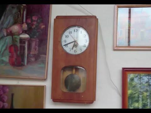 Оживление маятника старых часов