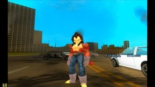 GTA SA EVOLUTION DOWNLOAD SKIN VEGETA SSJ4 v2 FULL HD 1080