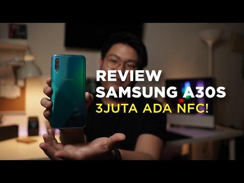 NFC Samsung Galaxy A30s bisa ngapain aja⁉️.