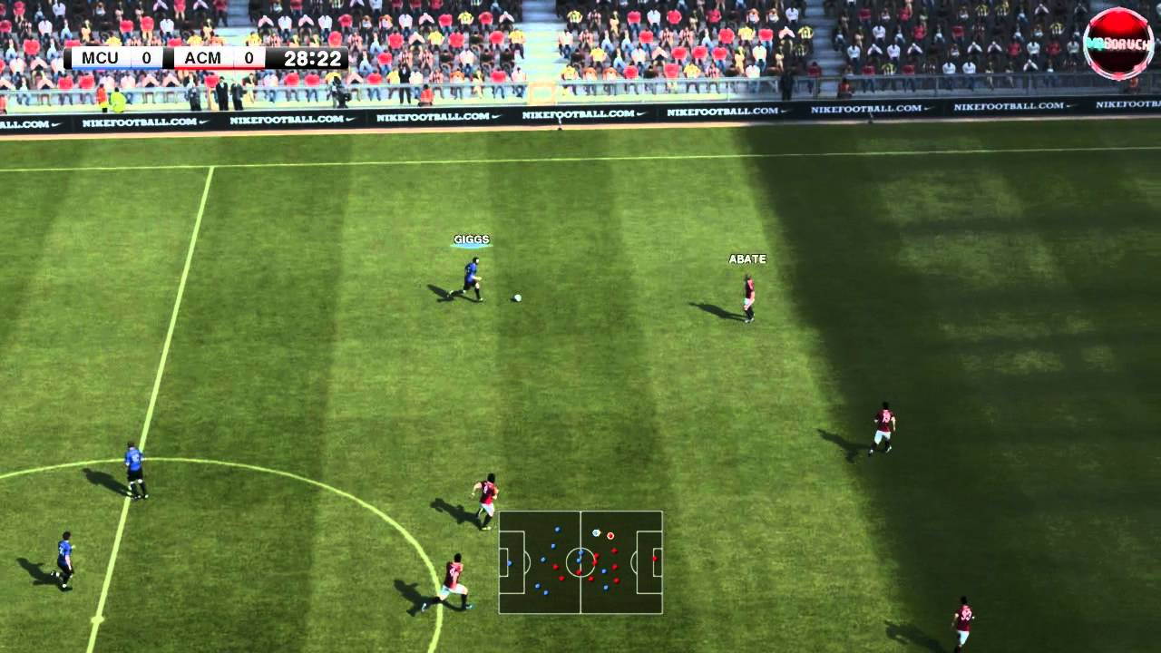 Pro Evolution Soccer 2012 PC Gameplay [HD] - YouTube