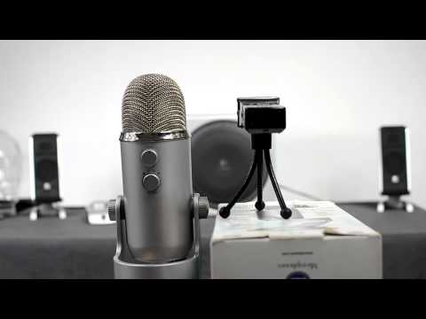 Blue Yeti vs Zoom H1 audio/sound record test [HQ]