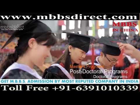Nanjing Medical University ,CHINA - MBBS in China +91-6391010339 Toll Free