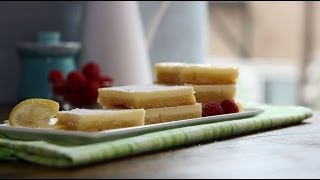 Dessert Recipes - How to Make Cheesecake Lemon Bars