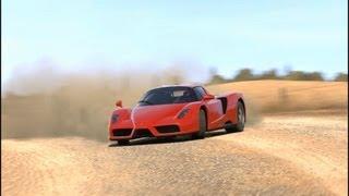 The Ferrari Enzo WRC