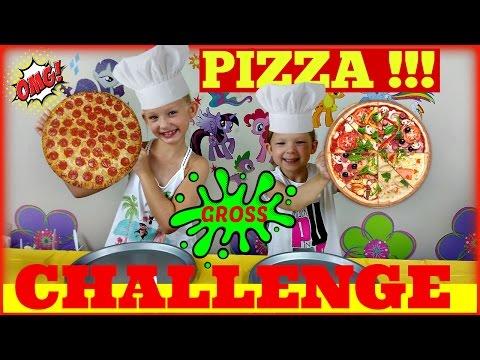 PIZZA CHALLENGE - Magic Box Toys Collector