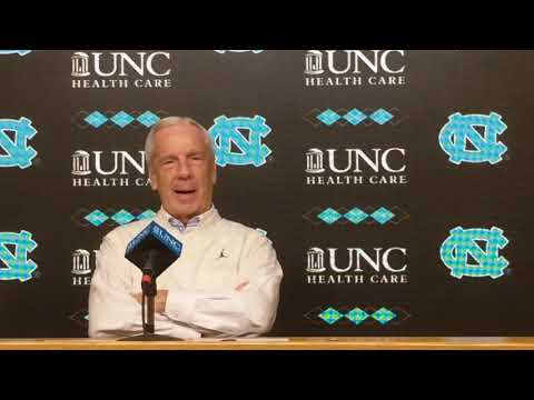 We ask Roy Williams if Duke is a Trap Game for UNC