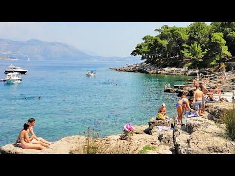 Island Lokrum, Dubrovnik, Croatia