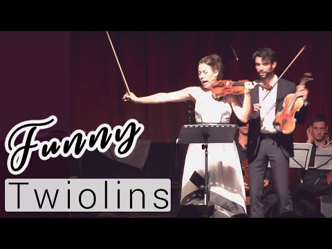 Funny Twiolins - The Twiolins Experience - Encore Chasma by Levent Altuntas