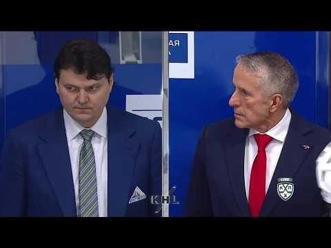 Самый продолжительный матч «Авангарда» в КХЛ