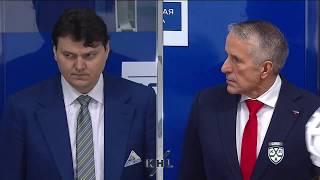 Самый длинный матч «Авангарда» в КХЛ