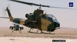 الملك يرعى احتفال القوات المسلحة بالمناسبات الوطنية - (10-6-2019)
