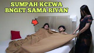 Download lagu PRANK RIYAN TIDUR! SAM4 CWE LAIN KCEWA BNGET