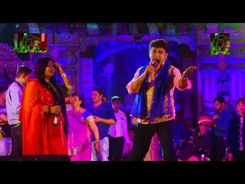 2017 Sarad Punam Garba HD Hitu Kanodiya Live, Prakash Barot, Madhu Chelani, Trusha Rami  Mitha Gam