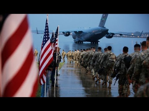 Pentagon Denies U.S. Withdrawal Amid Aftermath Of Soleimani Killing