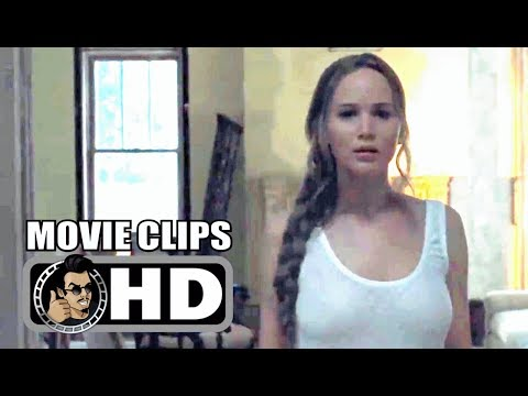 MOTHER! Official Movie Clips Compilation (2017) Jennifer Lawrence Thriller Movie HD