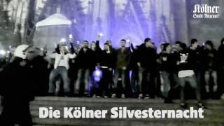 Polizei-Videos aus der Silvesternacht zeigen das Chaos vor dem Kölner Hauptbahnhof