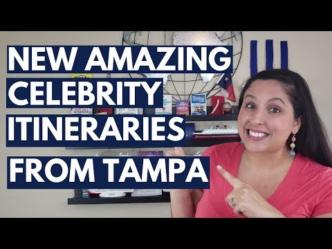 Celebrity Cruise Line Offers Incredible New Sailings Out Of Port Tampa Bay