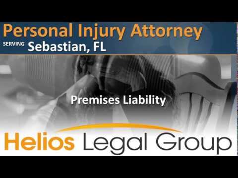Sebastian Personal Injury Attorney - Florida