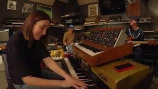 "trioKAIT ""Nude"" Live at Custom Vintage Keyboards"