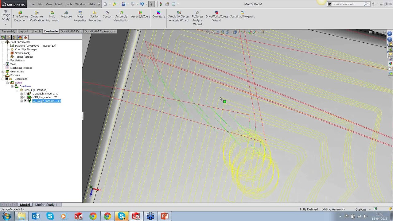 SC 2015 What's New in Sim5x Milling - Part 1