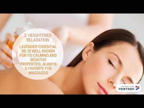 HTT538 - Aromatherapy Massage
