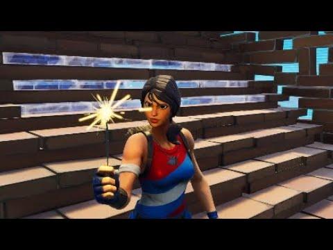 first game with star spangled ranger drum gun action - star spangled ranger fortnite 3d thumbnail