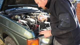 Fitting Odyssey battery to Land Rover Discovery(, 2011-11-12T23:29:01.000Z)