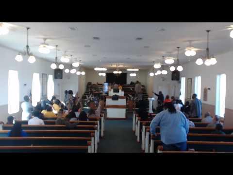 Rev John Williams Victory through Praise and Worship
