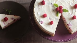 Cheesecake  sans cuisson / no bake cheesecake / تشيز كيك بدون فرن