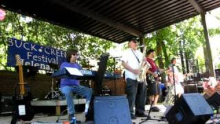 Razz-Ma-tazz at Helena's Buck Creek Festival during mother's day we...