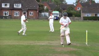 Village cricket fail