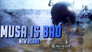 BDO - Musa is Bad: New Years