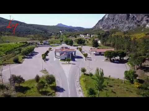Marvão -  Fronteira com Espanha - Drone