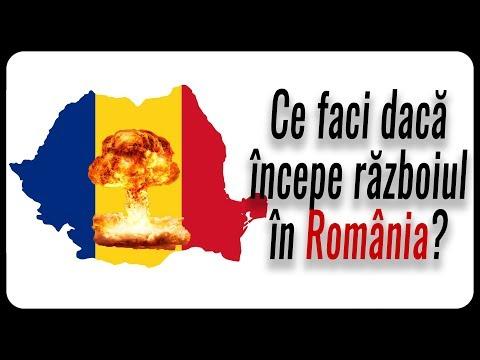 Ce faci dacă începe războiul în România?