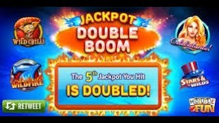 ★★★House of Fun |  Rapid Fire Jackpots Stars & Wild | Games Moment reviews★★★