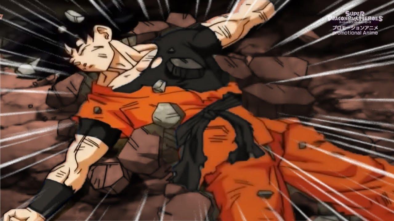 """Super Dragon Ball Heroes Episódio 24: """"Goku ES  DERROTADO Una Victoria de Fu"""""""