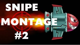 Snipes Montage 2016 | League of Legends #2
