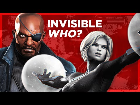 Epic Boss Rush: Nick Fury Takes Down Invisible Woman In Under 30 Seconds Marvel Contest Of Champions