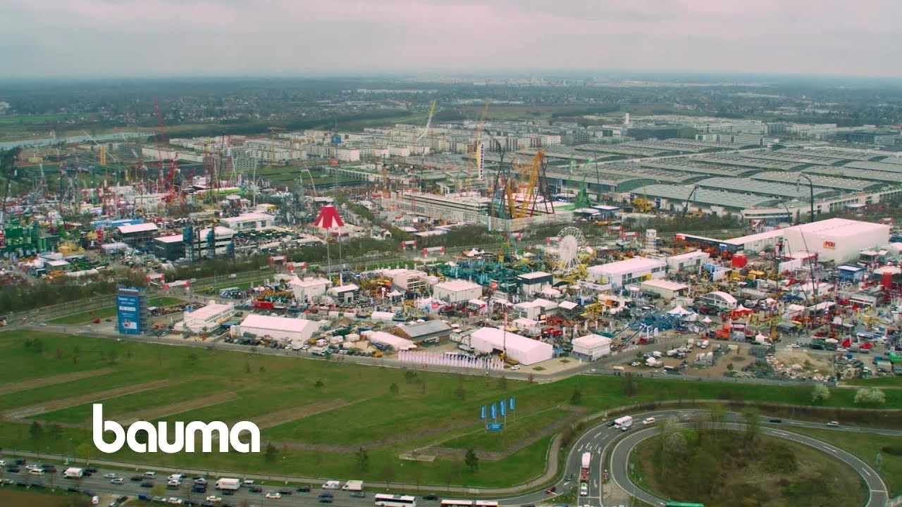 bauma 2019 | Start for the biggest fair in the world