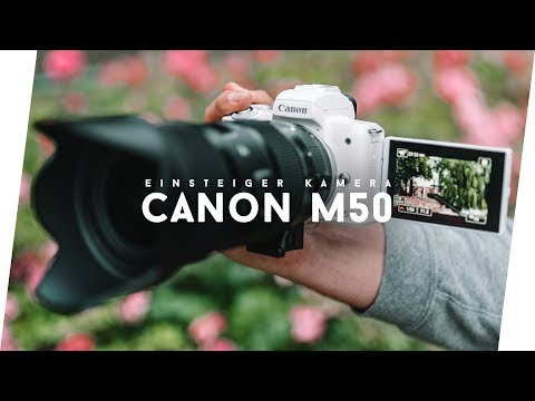 Canon M50 Review - die BESTE Einsteiger Kamera für YouTube in 2018?  | Jonah Plank