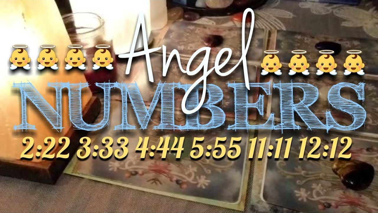 Pick A Card Reading - Angel Number Meanings 2:22 3:33 4:44 5:55 11:11 12:12  (Timeless) 💙😇💙
