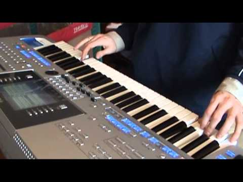 yamaha tyros 4 demo r b and blues styles youtube. Black Bedroom Furniture Sets. Home Design Ideas