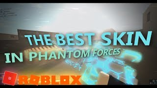THE BEST SKIN in PHANTOM FORCES?!? (roblox)